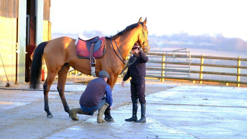 Battle Dust having boots on to jump