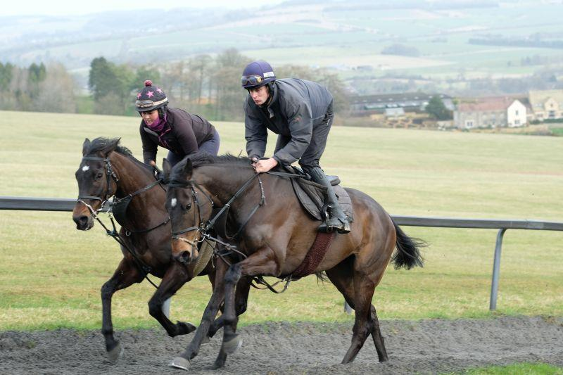 Monkhouse and Minella Warrior