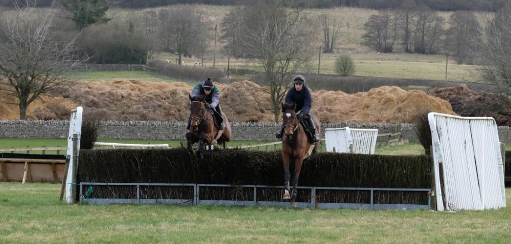 Derrintogher Bliss and Charbel