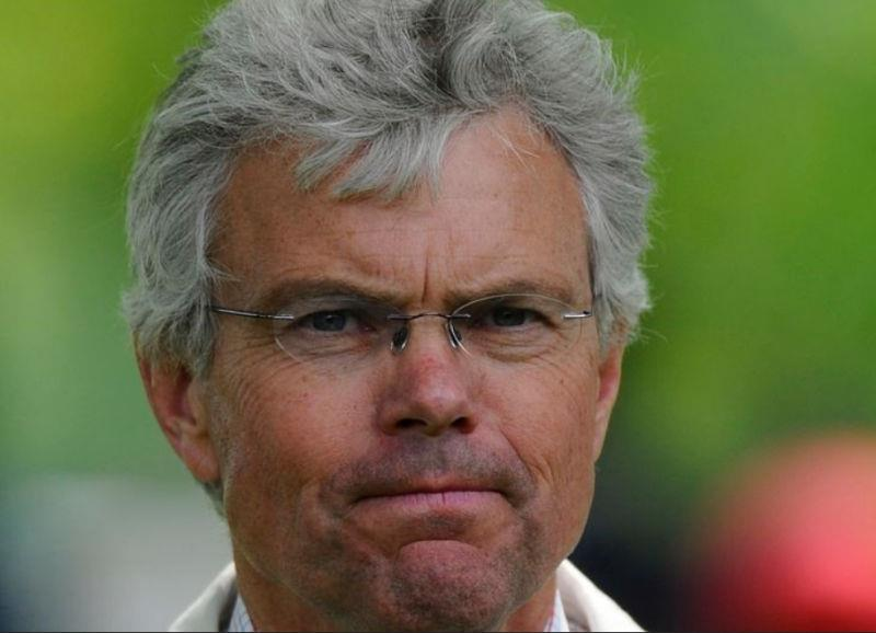 Hughie Morrison has every reason to be worried