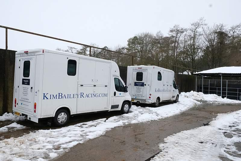 We have a new horsebox. A Theault so we now have two of these makes.. expensive but the best.