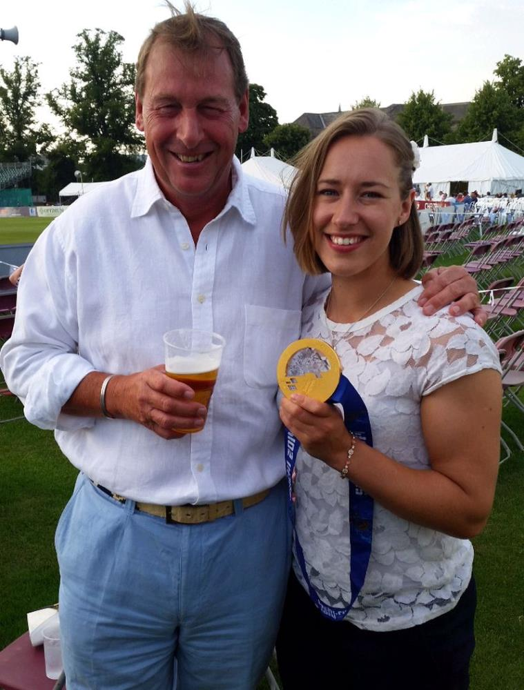 This one is for TNDGB.. A double Olympian Gold medalist..Lizzie Yarnold..