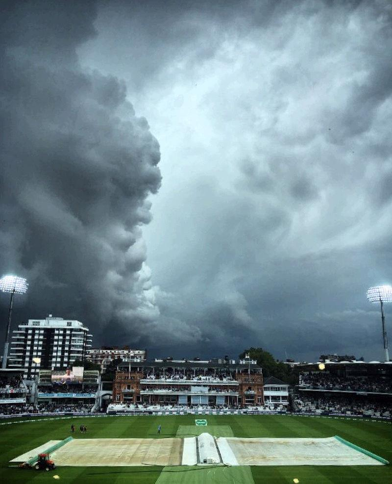 Lords yesterday.. some photo