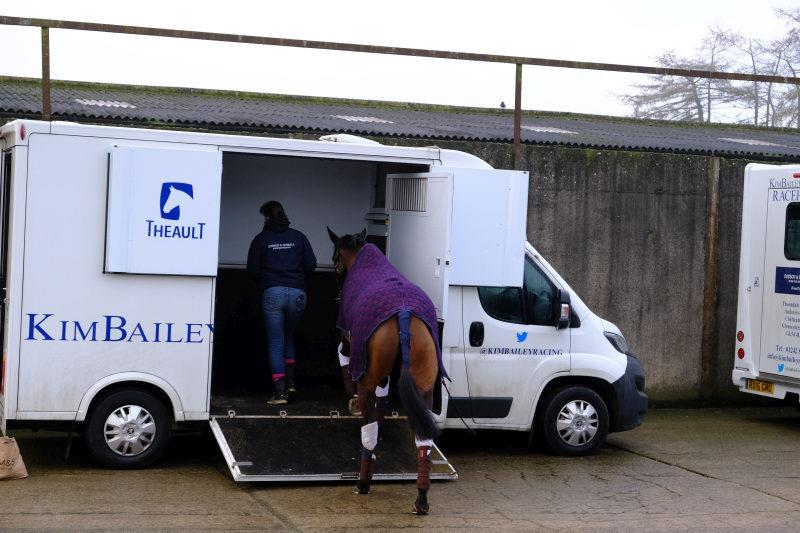 Agent Memphis heading off to Market Rasen