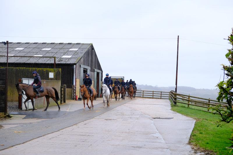 Returning after second lot