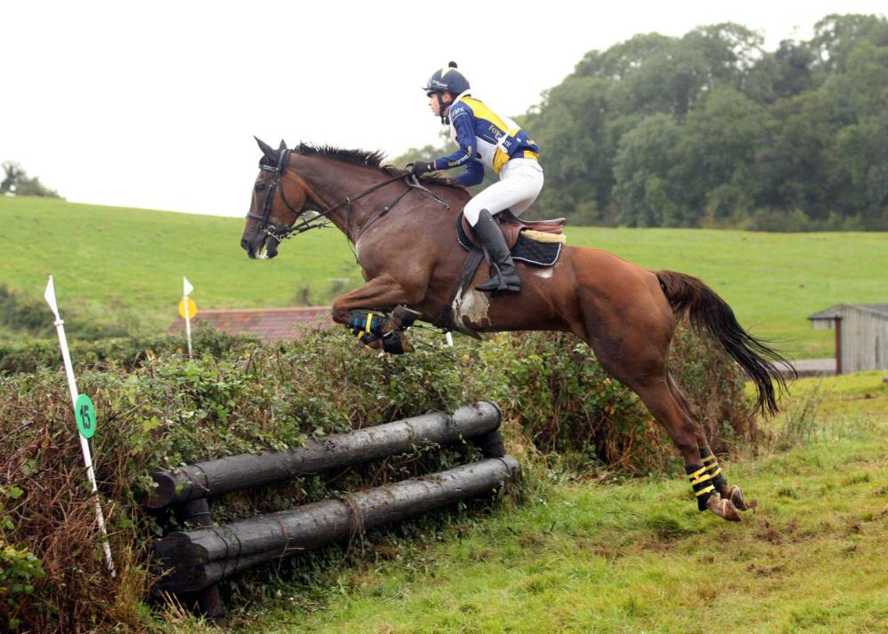 The Last Samuri on Sunday.. His first team chase and he was brilliant.. Well done Pandora.
