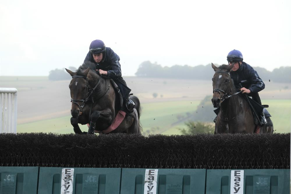 Commodore Barry and Minella Warrior