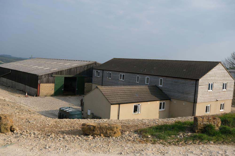 Top Barn and Hostel