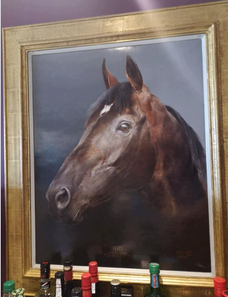 Yeats the sire of Younevercall