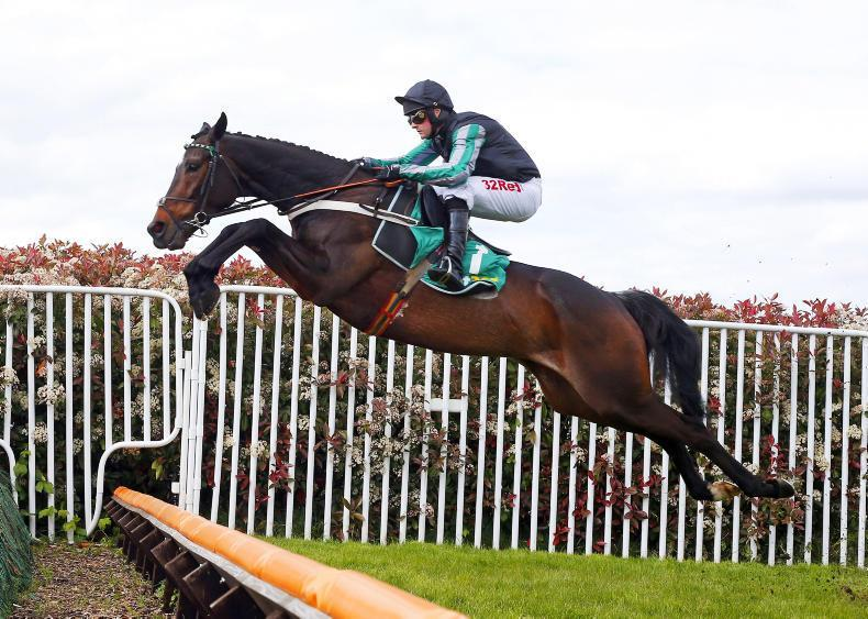 Nico on Altior..
