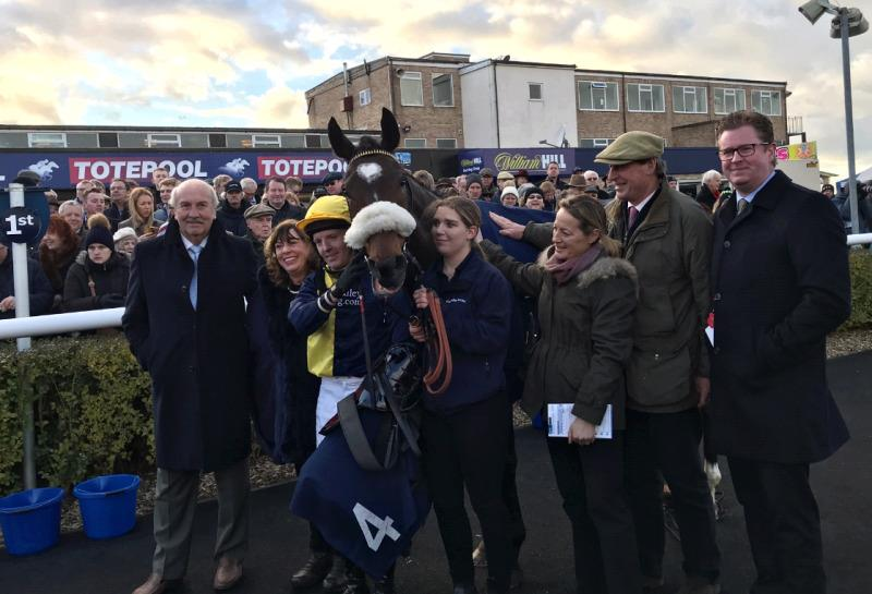 Very happy winning connections