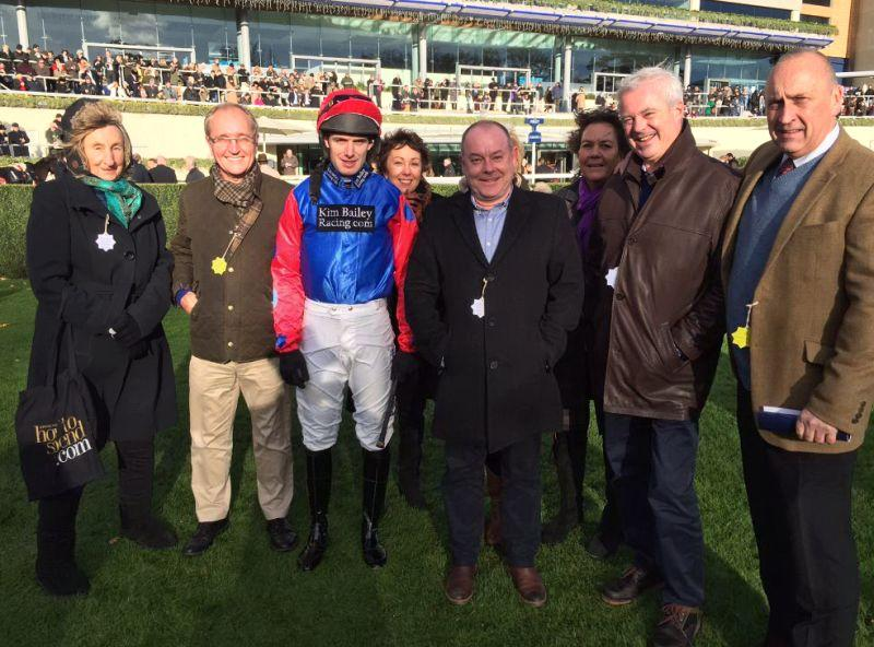 The Boom Syndicate with David Bass. Minty, Sean, Lynne, Gordon, Nicky, Lyn and Gary