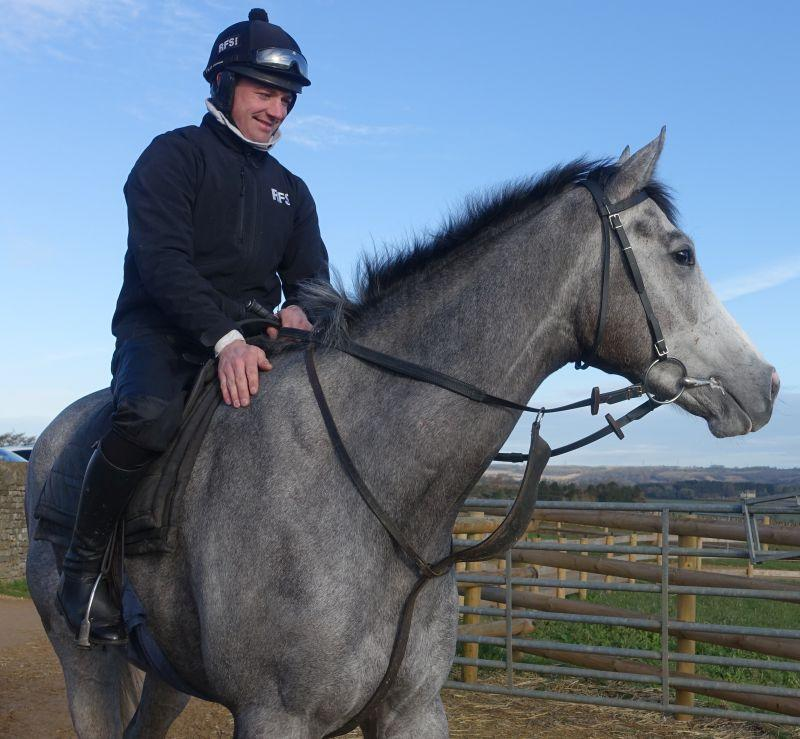 Silver Kayf and Richie McLernon