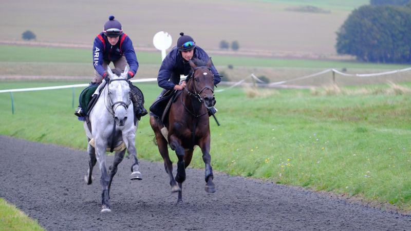 Silver Eagle and Monkhouse working
